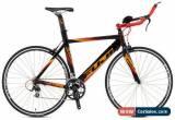 Classic Fuji Aloha 2.0  A-6 SL Alloy Aero Frame with Full Carbon Aero Triathlon Bike for Sale