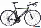 Classic USED 2011 Felt B16 52cm Carbon TT Triathlon Bike Shimano Ultegra 2x10 Speed for Sale