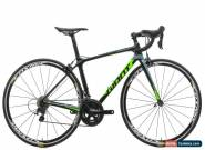 2018 Giant TCR Advanced 2 Road Bike X-Small Carbon Shimano 105 5800 11s Mavic for Sale