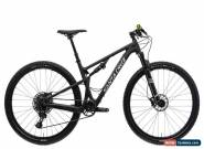 "2019 Santa Cruz Blur C Mountain Bike Medium 29"" Carbon SRAM NX 1x12 Fox WTB for Sale"