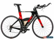 2016 Specialized Shiv Expert Triathlon Bike Medium Carbon Shimano Ultegra 6800 for Sale
