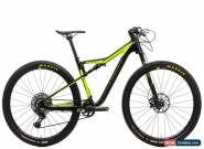 "2018 Cannondale Scalpel-Si Hi-MOD Carbon Mountain Bike Medium 29"" SRAM XX1 Eagle for Sale"