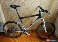 Giant XTC Carbon mountain bike Shimano XT Fox DT Swiss for Sale