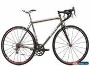 2009 Moots Compact Custom Road Bike 52cm Titanium Campagnolo Chorus 11s Fulcrum for Sale