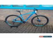 Cube Attention SL Hardtail Mountain Bike / MTB Cycle - 2018 - 21 Inch - Blue for Sale