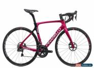 2019 Pinarello Prince Disk Road Bike 49cm Carbon Ultegra Di2 R8070 11s Most for Sale