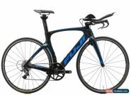 2016 Fuji Norcom Straight 1.1 Time Trial Bike Medium SRAM Force 1x11 Stages for Sale