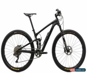 "Classic 2016 Trek Top Fuel 9.8 SL Mountain Bike Small 27.5"" Carbon XTR Di2 RockShox for Sale"