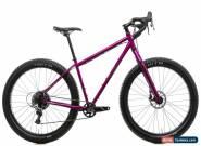 "2018 Salsa Fargo Drop Bar Mountain Bike Medium 27.5""+ Aluminum SRAM Rival 1 11s for Sale"