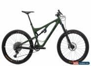 "2018 Santa Cruz Bronson CC X01 Mountain Bike X-Large 27.5"" Carbon SRAM Eagle for Sale"