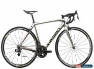 2014 Specialized S-Works Tarmac SL4 Road Bike 54cm Carbon SRAM Red eTap for Sale
