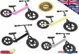 Classic Kids Balance Bike Children Running Training Bicycle Boys Girls Child Gift New for Sale