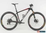 "2014 Scott Scale 710 Carbon Fiber Mountain Bike Size Medium SRAM XX1 27.5"" Wheel for Sale"
