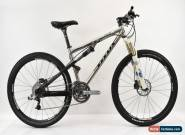 "Titus Racer-X 26"" Titanium Full Suspension Mountain Bike 17"" / Small for Sale"