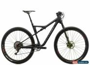 2017 Cannondale Scalpel-Si Carbon 3 Mountain Bike Large Carbon Shimano XTR 11s for Sale