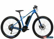 2017 Orbea Wild 20 Mountain E-Bike Small Aluminum Shimano Deore XT M8000 11s for Sale