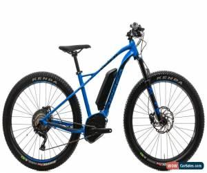 Classic 2017 Orbea Wild 20 Mountain E-Bike Small Aluminum Shimano Deore XT M8000 11s for Sale