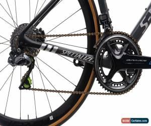 Classic 2020 Specialized S-Works Roubaix Sagan Collection Road Bike 52cm Carbon DA Di2 for Sale