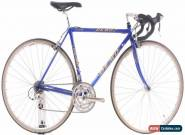 USED Olmo 50cm Lugged Steel Road Bike Shimano 105 3x9 Speed Triple for Sale