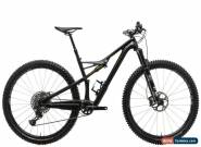 """2017 Specialized Camber Pro Carbon Mountain Bike Medium 29"""" SRAM X01 Eagle Fox for Sale"""