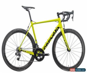 Classic 2018 Cervelo R3 Road Bike 56cm Large Carbon SRAM Red eTap 11 Speed Zipp 302 for Sale