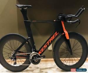 Classic KESTREL 5000 SL Ultegra Carbon Triathlon Tri Bike 59.5cm NEW 80mm Wheels! for Sale
