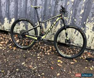 Classic Scott Spark 920 2019 Full Suspension Carbon Mountain Bike for Sale