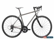2012 Seven Cycles Axiom S Road Bike 50cm Titanium SRAM Shimano Chris King HED for Sale