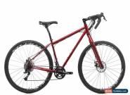 2016 Salsa Fargo X9 Mountain Bike Medium Steel SRAM Apex Disc Sycros for Sale