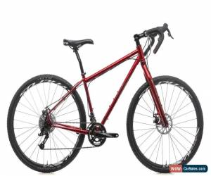 Classic 2016 Salsa Fargo X9 Mountain Bike Medium Steel SRAM Apex Disc Sycros for Sale