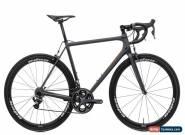 2017 Ridley Helium SLX  Road Bike 57cm Carbon Shimano Dura-Ace Di2 Edco Thomson for Sale