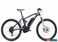 "2017 Izip E3 Peak DS Mountain E-Bike Medium 27.5"" SRAM NX RockShox Reba Bosch for Sale"
