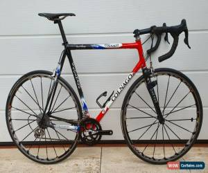 Classic COLNAGO C40 italian CARBON road bike CAMPAGNOLO RECORD size 59 EXCELLENT for Sale