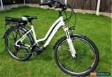 "Classic  Aluminum 26"" Women / Ladies Electric Bike, City Bike ( White for Sale"