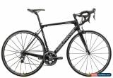 Classic 2017 NeilPryde Bura SL Road Bike Large Carbon Shimano Dura-Ace 9000 11s Mavic for Sale