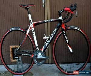 Classic Kuota Kredo Ultra Carbon Road Bike Small/Medium Frame Custom Built Full Serviced for Sale
