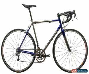 Classic 2013 Rodriguez Coupler Road Bike 53cm Steel Campagnolo Record 10 Speed for Sale