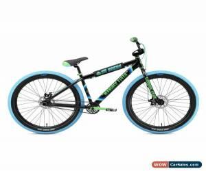 Classic SE Bikes 2020 Maniac Flyer 27.5 Plus Bikelife Wheelie Bike Black for Sale