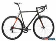 2008 Stoemper Ronny Custom Cyclocross Bike 56cm Aluminum Dura-Ace Di2 7970 10s for Sale