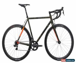 Classic 2008 Stoemper Ronny Custom Cyclocross Bike 56cm Aluminum Dura-Ace Di2 7970 10s for Sale