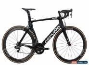 2016 Cervelo S5 Road Bike 58cm Carbon SRAM Red eTap Quarq DZero Power Meter ENVE for Sale