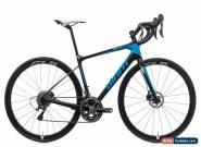 2016 Giant Defy Advanced Pro 0 Road Bike Small Carbon Shimano DA Ultegra Disc for Sale