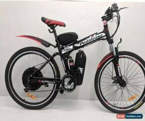 Classic Customised 48v 1000w electric folding mountain bike lithium battery for Sale