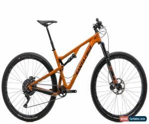 "Classic 2018 Santa Cruz Tallboy C XT Mountain Bike Large 29"" Carbon Shimano Fox for Sale"