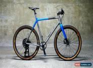 Hand Built KING Titanium Gravel Road Plus Bike / chris 650B 29er carbon custom for Sale