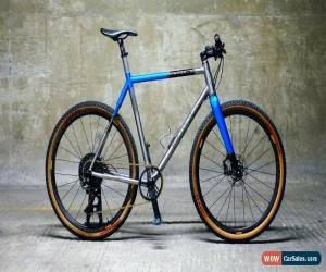 Classic Hand Built KING Titanium Gravel Road Plus Bike / chris 650B 29er carbon custom for Sale