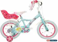 "Apollo Mermaid Kids Bike 14"" Wheels With Stabilisers Mudguards Childrens Bicycle for Sale"