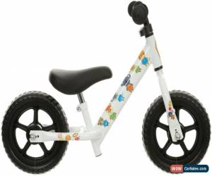 "Classic Indi Adapt Balance Bike 10"" Plastic Wheels Strong Steel Frame Toddlers Kids for Sale"