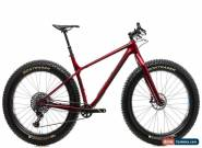 "2019 Trek Farley 9.8 Mountain Fat Bike 21.5in 27.5""Carbon SRAM GX X01 Eagle for Sale"