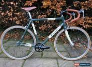 Classic 2012 Pinarello Lungavita 57cm Track Fixie Bike Bicycle Retro Colours for Sale